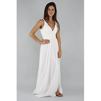 Angelic maxi gown