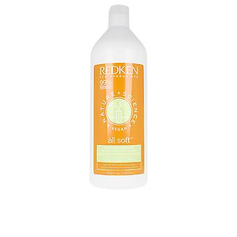 Redken nature + Science all Soft Conditioner 1000 ml Unisex