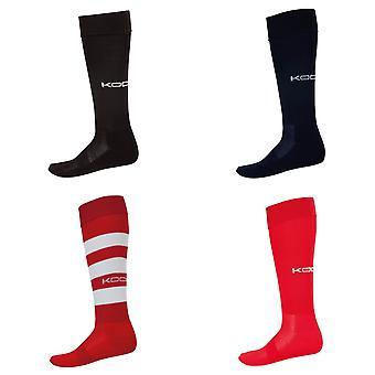 KooGa Boys/Mens Essential Rugby Socks