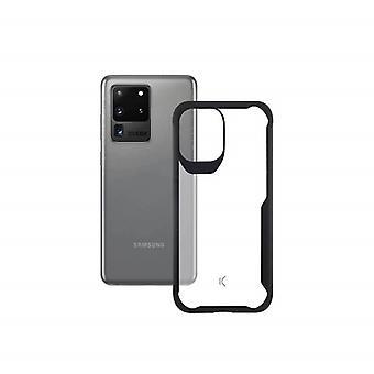 Cas de téléphone mobile avec TPU Edge Samsung Galaxy S20 Ultra KSIX Flex Armor