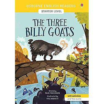 The Three Billy Goats by Mairi Mackinnon - 9781474959896 Book
