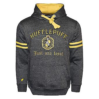 Unisex Harry Potter Huffepte Applique Geborduurdhuis Crest Hoodie