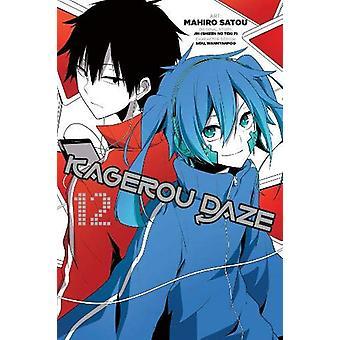Kagerou Daze - Vol. 12 by JIN - 9781975304157 Book