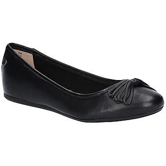 Hush pennut naiset'kanerva keula baletti kenkä musta 27372