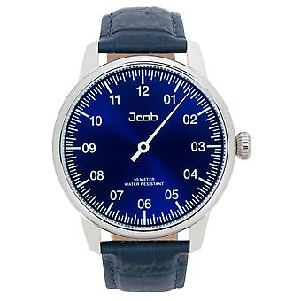 Jcob Einzeiger JCW003-LS03 men's blue watch