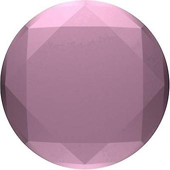 POPSOCKETS Metallic Diamond Mystic Violet Mobile phone stand Rose