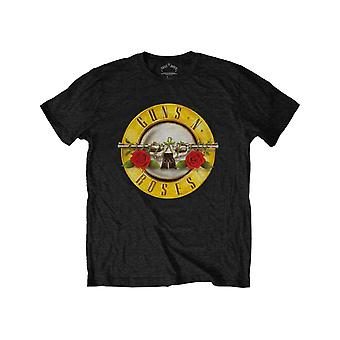 Guns N Roses Kids T Shirt Classic Band Logo new Official Ages 1-12 yrs