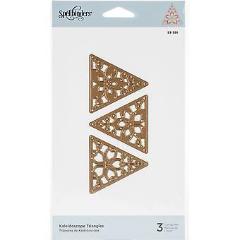Spellbinders Shapeabilities Die D-Lites - Kaleidoscope Triangles