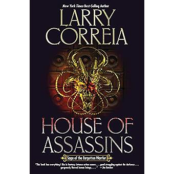 House of Assassins by Larry Correia - 9781982124458 Book