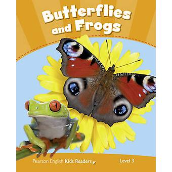Level 3 Butterflies and Frogs CLIL by Rachel Wilson