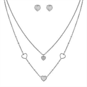 Edforce necklace and pendant 337-0310-S - Women's necklace and pendant
