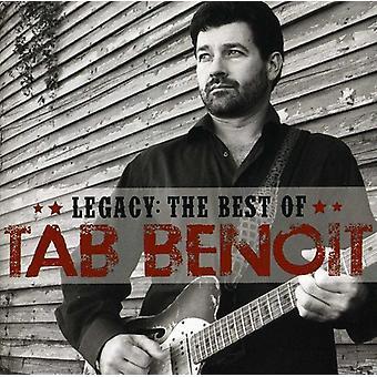 Tab Benoit - Best of Tab Benoit [CD] USA import