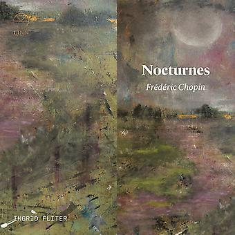 Chopin / Fliter - Nocturnes [CD] USA import