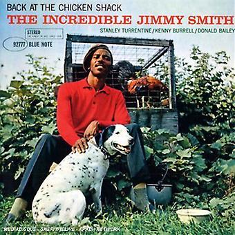 Jimmy Smith - Back at the Chicken Shack [CD] USA import