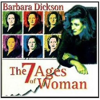Barbara Dickson - 7 Ages of Woman [CD] USA import