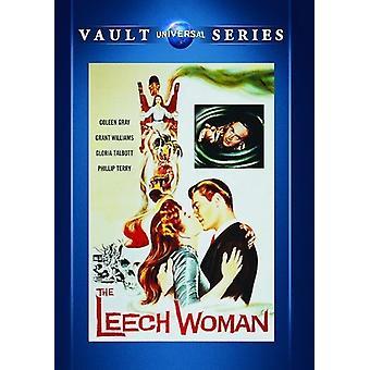 Leech Woman [DVD] USA import