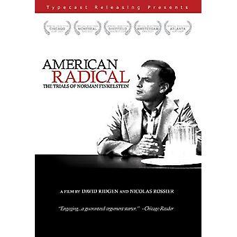 American Radical-Trials of Norman Finkelstein [DVD] USA import