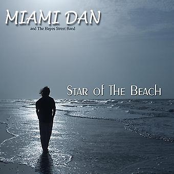 Miami Dan & Hayes Street bandet - stjärnan av stranden [CD] USA import