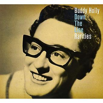 Buddy Holly - Down the Line-the Rarities [CD] USA import