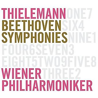 Christian Thielemann - Beethoven: Symphonies [CD] USA import