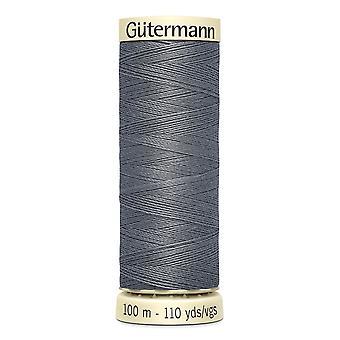 Gutermann sy-alle 100% polyestertråd 100m Hånd- og maskinfarvekode - 497