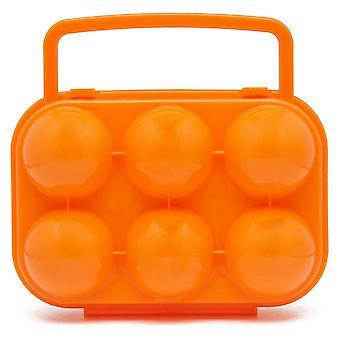Eurohike Camping Egg Carrier Orange