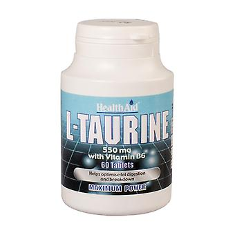 L-Taurine 60 tabletter