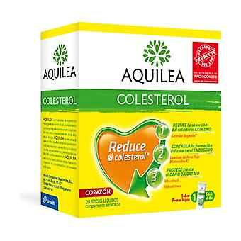 Aquilea Cholesterol 20 units (Red Berries)