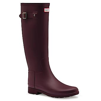 妇女猎人原始精致的冬季雪惠灵顿防水靴