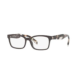 Prada VPR18T DHO1O1 Brown Glasses