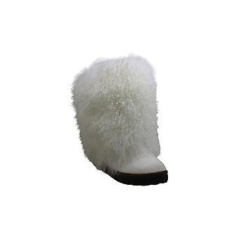 بيرباو المرأة & apos؛s بواتيز الثاني الأحذية (13 - M (العادية / المتوسطة) - أبيض)