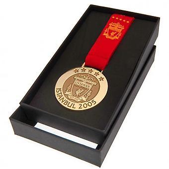 Liverpool Istambul 05 Réplica Medalha