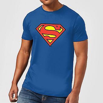 Superman Adultes Unisex Adultes Logo Design T-Shirt