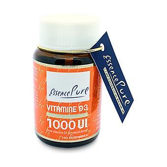 Vitamina D3 1000 IU 100 tablets (8g)
