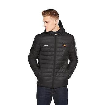Ellesse Lombardy Padded Jacket - Anthracite-XS