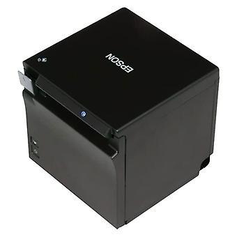 Thermische printer Epson TM-30 USB LAN 203 dpi Zwart