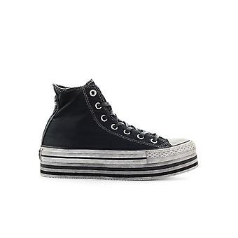 CONVERSE ALL STAR CHUCK TAYLOR BLACK SNEAKER