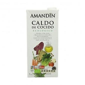 Amandin - brodo di carne biologica