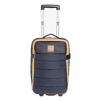 Quiksilver New Horizon 32L Small Wheeled Suitcase - Honey Heather