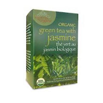 Uncle Lees Teas Imperial Organic Green Tea, Jasmine 18 bags