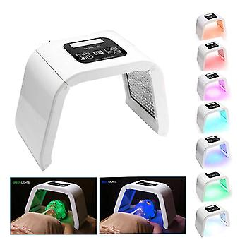 7 Color Led Photon Light Therapy Machine- Pdt Photon Tratamentul pielii Acnee