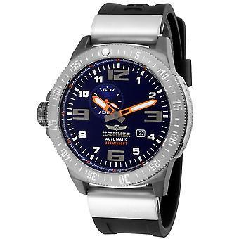 Mens Watch Haemmer HD-100, Automatic, 48mm, 30ATM