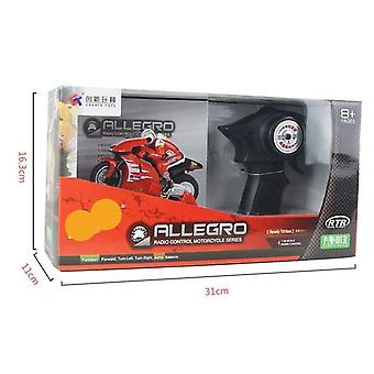 Creat Mini Moto, Rc Motorcycle Electric High Speed Nitro -remote Control Car