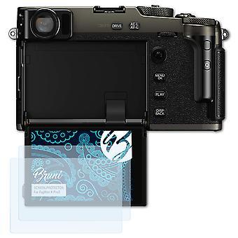 Bruni 2x Screen Protector compatible with Fujifilm X-Pro3 Protective Film