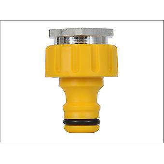 Hozelock Outdoor Threaded Tap Connector 22mm 2304