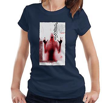 Psycho Norman Bates Vieras huomautus Naiset't-paita