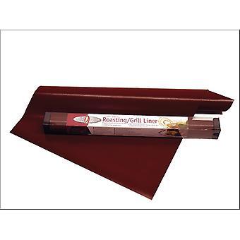 Bake O Glide Roasting/ Grill Liner Reusable 40 x 50cm BAKEOROAST