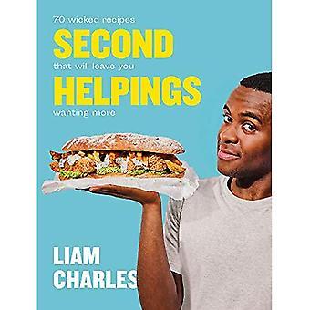 Liam Charles Second Helpings: 70 goddeloze recepten die je meer laten willen