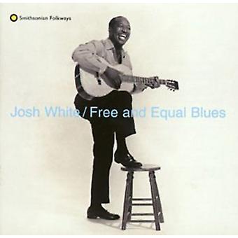 Josh White - Free & Equal Blues [CD] USA import