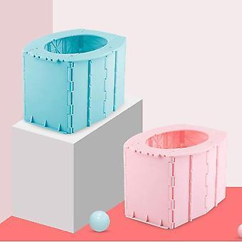 Draagbare travel folding - Toilet urinoir stoel voor kamperen, wandelen, lange reis